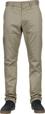 RVCA Week-End Pants - khaki - view large