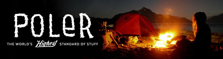 Shop Poler Stuff Camping Gear