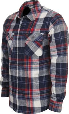 Brixton Bowery Flannel Shirt - view large