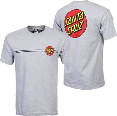 Santa Cruz Classic Dot T-Shirt - view large
