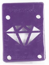 Diamond Supply Co Skate Riser Set - purple