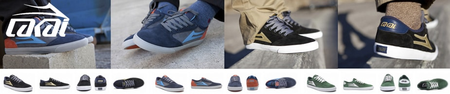 View all Lakai Shoes