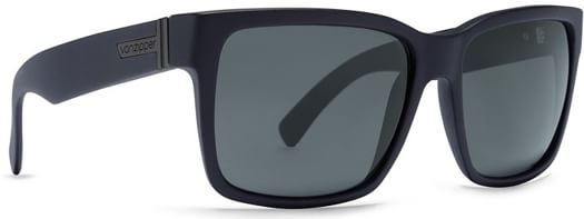 Von Zipper Elmore Sunglasses - s.i.n. black satin/grey lens - view large