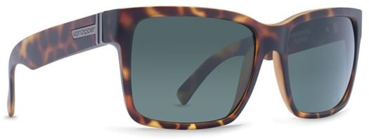 Von Zipper Elmore Sunglasses - tortoise satin/vintage grey lens - view large