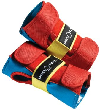 ProTec Street Wrist Guards - retro - view large