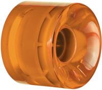 OJ Hot Juice Mini Skateboard Wheels - trans orange (78a)