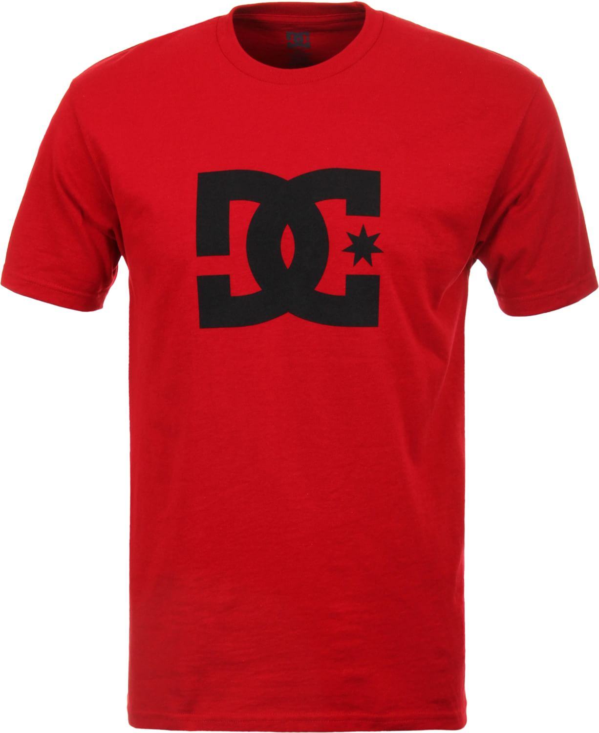 Dc shoes star t shirt free shipping for Cardinal color t shirts