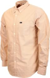 RVCA That'll Do Oxford L/S Shirt - cathay spice