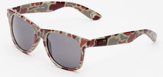Vans Spicoli 4 Shades Sunglasses - classic camo - view large
