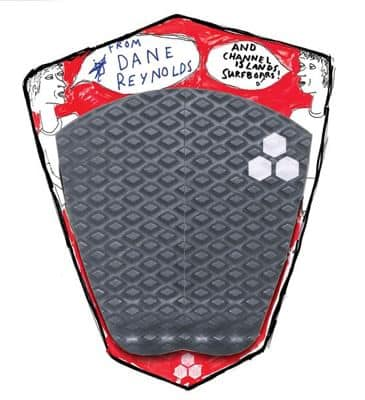 Channel Islands Dane Reynolds Traction Pad - grey - view large