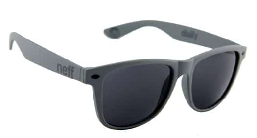 Neff Daily Sunglasses - matte grey - view large