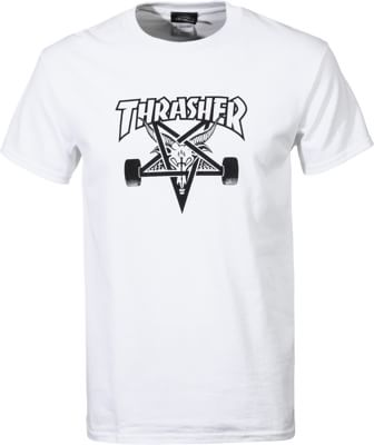 Thrasher Skate Goat T-Shirt - white - view large