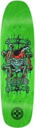 Black Label Emergency Lucero X2 8.88 Skateboard Deck - green