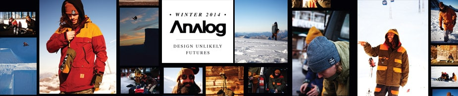 View all Analog Clothing
