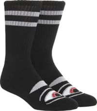 Toy Machine Sect Eye III Crew Sock - black