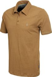 Volcom Wowzer Polo Shirt - bronze heather