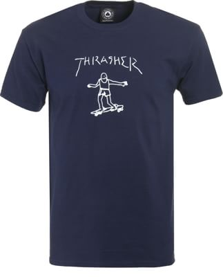 Thrasher Gonz T-Shirt - navy - view large