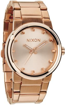 Nixon Cannon Watch - all rose gold - view large