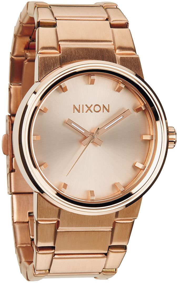 Golden Nixon Watches