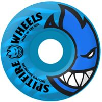 Spitfire Bighead Skateboard Wheels - tonal pop blue (99d)