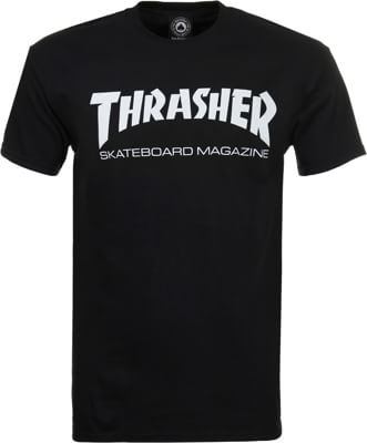 Thrasher Skate Mag T-Shirt - black - view large