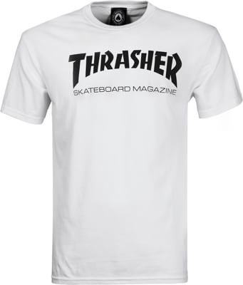 Thrasher Skate Mag T-Shirt - white - view large