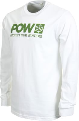 Protect Our Winters Logo L/S T-Shirt - view large