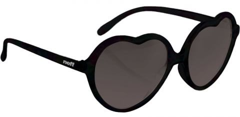 Neff Luv Sunglasses - black - view large