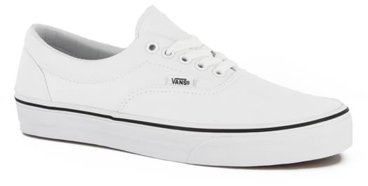 Vans Era Skate Shoes - true white - view large