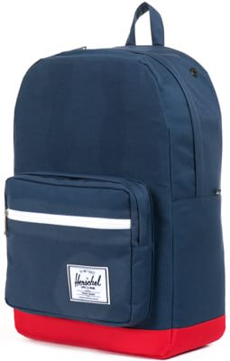Herschel Supply Pop Quiz Backpack - navy/red - view large