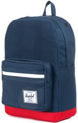 Herschel Supply Pop Quiz Backpack - navy/red