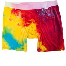 MyPakage Weekday Boxer Brief - tie-dye - view large