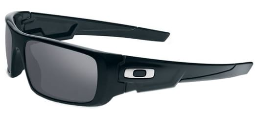 Oakley Crankshaft Sunglasses - polished black/black iridium lens - view large