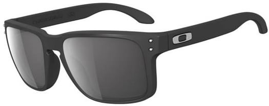 Oakley Holbrook Sunglasses - matte black/black iridium lens - view large