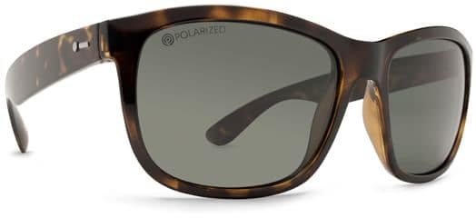 Dot Dash Poseur Sunglasses - tortoise/bronze polarized lens - view large
