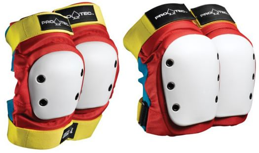 ProTec Knee / Elbow Skate Pad Set - view large