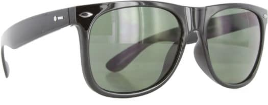Dot Dash Kerfuffle Sunglasses - black/grey lens - view large
