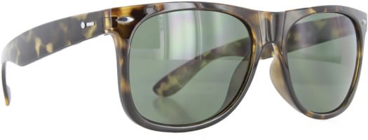 Dot Dash Kerfuffle Sunglasses - tortoise/retro grey lens - view large