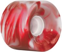 OJ III Hot Juice Skateboard Wheels - red white swirls (78a)