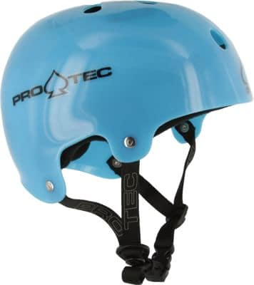 ProTec Classic Bucky Skate Helmet - translucent blue - view large