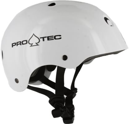 ProTec Classic Skate Helmet - gloss white - view large