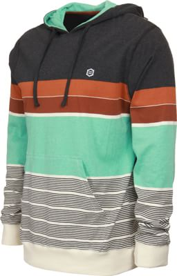 Billabong Spinner Hoodie - clay heather - view large