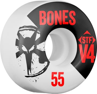 Bones STF V4 Standard Skateboard Wheels - view large