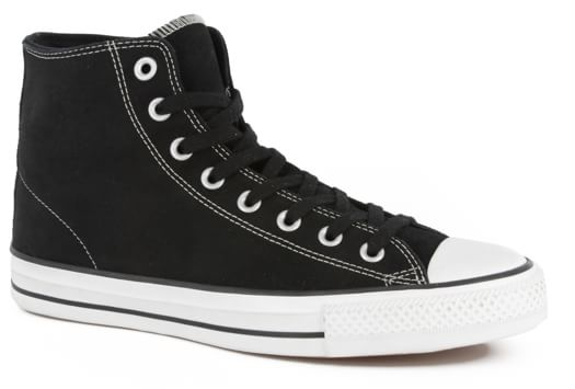 Converse Chuck Taylor All Star Pro High Skate Shoes - view large