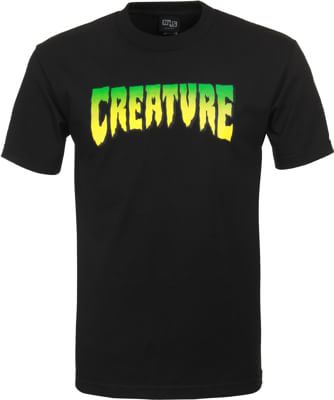 Creature Logo T-Shirt - view large