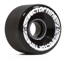 Sector 9 64mm Nineballs Longboard Wheels - black (78a)