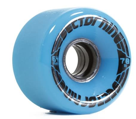 Sector 9 64mm Nineballs Longboard Wheels - blue (78a) - view large