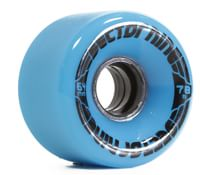 Sector 9 64mm Nineballs Longboard Wheels - blue (78a)