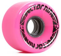 Sector 9 64mm Nineballs Longboard Wheels - pink (78a)