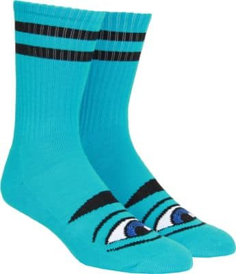 Toy Machine Sect Eye III Crew Sock - blue - view large
